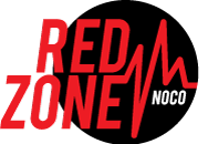 RedZone NoCo Logo
